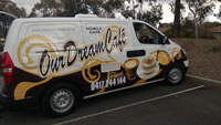 Canberra best mobile cafe, Mobile cafe in Australia